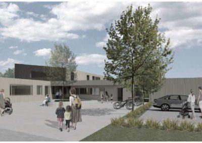 Neubau Kindertagesstätte St.Martin, Bramsche