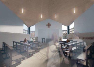 Teilumnutzung der Kirche St.Josef zu einem Kolumbarium, Belm