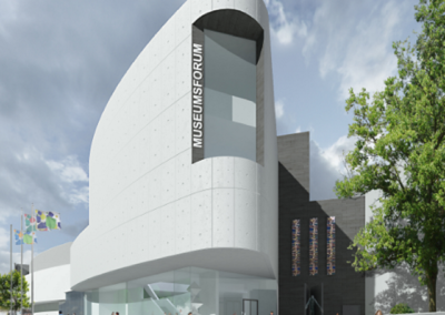 Erweiterung des Stadtmuseums Oldenburg – Anerkennung